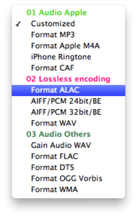 Flac-to-Any-Lite-preset