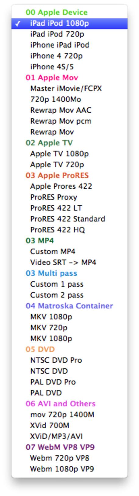 MXF-Pro-preset